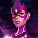 Infinite Crisis builds for Star Sapphire