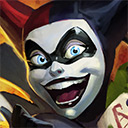 Infinite Crisis builds for Harley Quinn